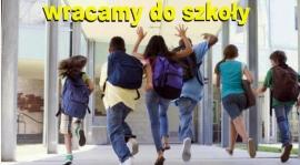 Kończymy wakacje i wracamy do szkoły