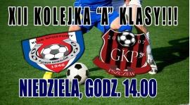 REMIS Z GKP PSZCZEW W XII KOLEJCE.