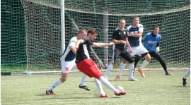 Sparingowa przegrana z Promnikiem Łaskarzew
