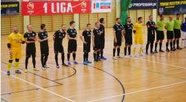 Przegrana w Toruniu