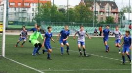 Pomorzanin Toruń - BKS Bydgoszcz 3:0 (1:0)