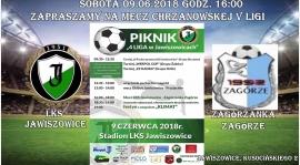 Zapraszamy kibiców LKS Jawiszowice na 29 kolejkę V ligi Chrzanów !!! SOBOTA GODZ.16:00 !!! ORAZ PIKNIK 4 LIGA W JAWISZOWICACH !!!