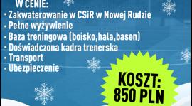Obóz zimowy Nowa Ruda 2018