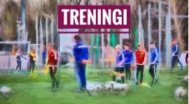 TRENINGI - JESIEŃ 2018