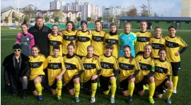 Skromne 3:0 z Tęczą Bydgoszcz