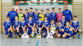 MKS Kluczbork wygrał Hydrokom Cup 2017
