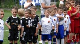 Najmłodsi na turnieju w Jodłowej