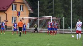 Grad goli na inaugurację sezonu ligowego w Wesołej.