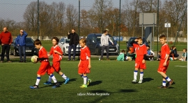 W sobotę również nasi zawodnicy z rocznika 2007/08 grali w Prószkowie