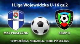 MKS PIASECZNO - SEMP II - powołania na mecz