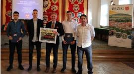 Nagrody Burmistrza Brzegu za wybitne osiagnięcia sportowe