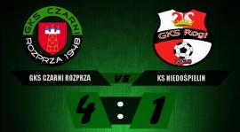 Czarni w IV rundzie Pucharu Polski
