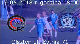 XVII Kolejka: FC II Dajtki Olsztyn - KS Euro-Car Wrzesina