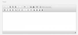 Zmodyfikowany edytor tekstu, optymalizacja oraz inne nowości