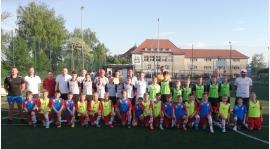 Nasi Piłkarze trenowali z Mobilną Akademią Młodych Orłów