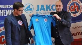FOTO: Podpisanie umowy z JAKO