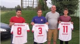 Kolejni zawodnicy podpisali kontrakty
