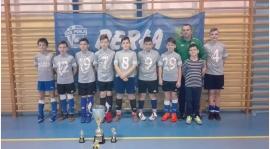 """Halowy Mikołajkowy Turniej Piłki Nożnej Młodzików ,,Cybinka Cup"""""""