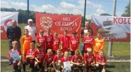 ROCZNIK 2007: Wygrana w V turnieju Orlika E2 w grupie Mistrzowskiej
