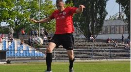 Dawid Janicki wraca do zdrowia. Zagrał z Szubinianką
