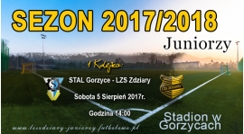 1 Kolejka: Stal Gorzyce - LZS Zdziary