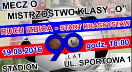 Ruch Izbica - Start Krasnystaw