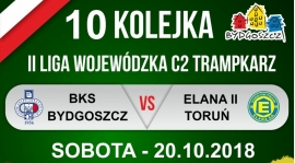 BKS Bydgoszcz - ELANA II Toruń