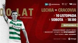 Cała Akademia na mecz Lechii z Cracovią - bilety za free dla dzieci