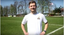 Trener Maurycy Makowiecki po meczu trampkarzy UNIA - Błękitni  (wideo)
