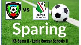 Wideorelacja z meczu KS Semp II LSS Legia II.