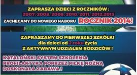 Trwa nabór do drużyny rocznika 2014!