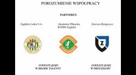Zawisza Bydgoszcz współpracuje z Zagłębiem Lubin!