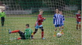 Sporo bramek w meczach zespołów młodzieżowych