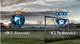 GKS Stawiski - KS Grabówka