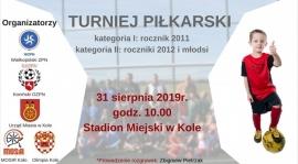 """Już w sobotę turniej """"MAŁA OLIMPIA CUP"""" dla rocznika 2011 i 2012"""