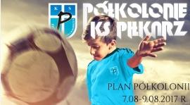 Plan półkolonii KS Piłkarz dla roczników 2008-2011