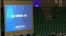 Trenerzy Ilanki na Lech Conference 2017