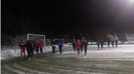 Piłkarze Górnika rozpoczęli przygotowania do rundy wiosennej