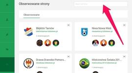 Nowe funkcje społecznościowe Futbolowo 2.0