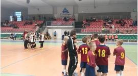 Rocznik 2008 na turnieju w Kiełpinie.