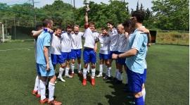 Unia triumfuje na turnieju w Atenach!