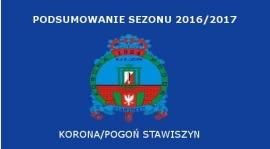 Podsumowanie sezonu 2016/2017