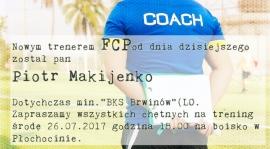 Nowy trener FCP