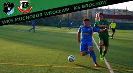 KOLEJKA XXIV: WKS Muchobór Wrocław - KS Brochów