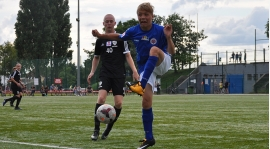 FOTO: Trampkarze zagrali z FA Szczecin