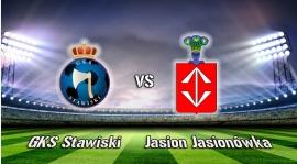 GKS Stawiski - Jasion Jasionówka
