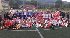 Letni obóz piłkarski w Zawoi