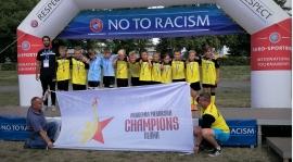 4 miejsce w międzynarodowym turnieju Wrocław Trophy kat. U11 (2007/2008)