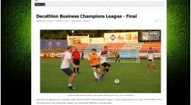 VIDEO - Finał DECATHLON BCL - skróty ze spotkań