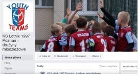 Facebook drużyn młodzieżowych.